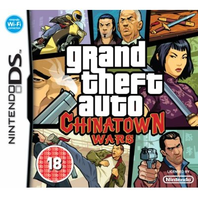 Thumbnail 1 for Grand theft Auto Chinatown Wars (E)[The Best Savegame] [49.53%] [v.1.1